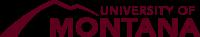 Logo for University of Montana